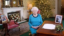 Queen Elizabeth hails unsung heroes in Christmas speech
