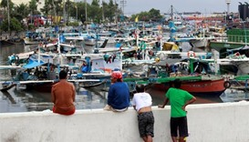 Typhoon eases; Philippines braces for floods, mudslides