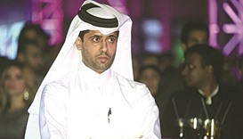 Al-Khelaifi elected as president of Qatar Tennis, Squash and Badminton Federation