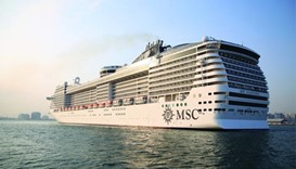 Two cruise ships expected in Qatar