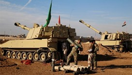 Iraqi forces launch new assault on IS in Mosul