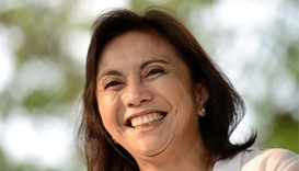 Philippine vice-president says plot to oust her