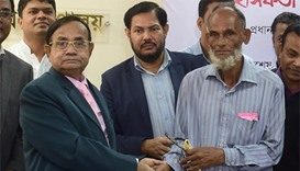 Bangladesh honours humble rail hero after daring rescue