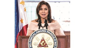 Leni Robredo: irreconcilable differences?