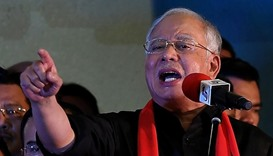 Malaysia's Najib expected to call election on Friday