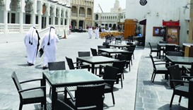 Souq Waqif is all set to receive more tourists this winter.