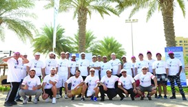 QCS kick starts prostate cancer awareness campaign