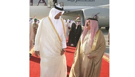 GCC leaders seek greater security and stability