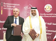 Qatar and German firms sign LNG supply deals