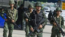 Six drug traffickers die in gunfight with Thai army