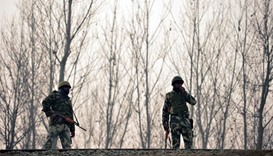 Civilian among three killed in Kashmir shootout