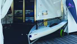Zoom 8 dinghy
