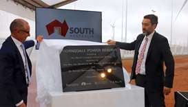 World's largest lithium-ion battery turned on in South Australia