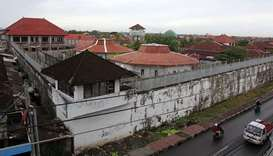 US citizen on the run after busting out of Bali prison