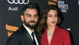 India's Kohli, Sharma marry in Italy: statement