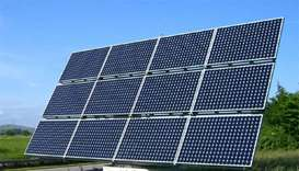 Qatar 'a strong market for photovoltaics products'