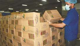 Hassad moving closer to food self-sufficiency