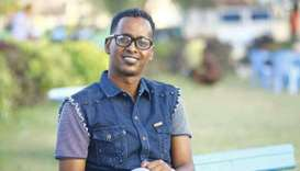 Somali journalist killed in front of children