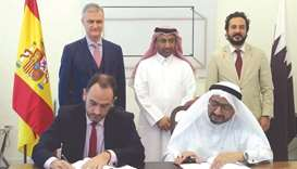 AgroQatar, Gulf Petroleum sign MoU for greenhouse project