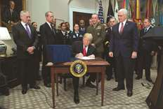 Act signed