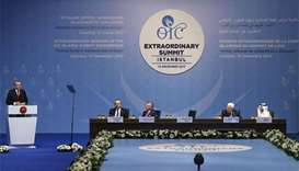 OIC leaders urge recognition of Jerusalem as Palestine capital