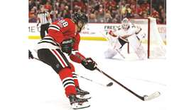 Blackhawks defeat Panthers 3-2 in overtime