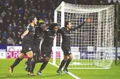 Chelsea give Conte cheer, Burnley go 4th