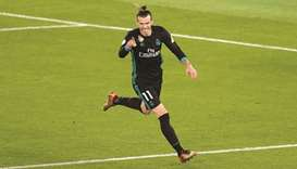 Returning Bale rescues Real