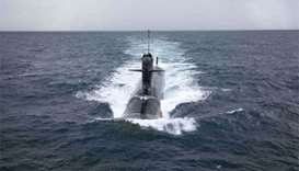 Scorpene-class submarine joins Indian Navy, first of six