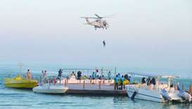 Air shows, cultural events at Katara