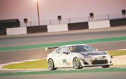 Qatar Touring Car, and Superstock rounds this weekend at Losail