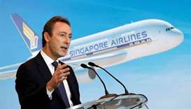Airbus confirms shake-up of its top management