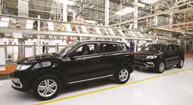 Are China's cars finally going to make inroads in Western markets?