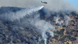 California wildfire close to becoming 3rd largest ever in state