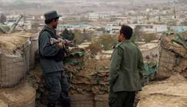 11 policemen killed in Taliban attack in south Afghanistan
