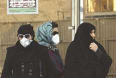 Heavy air pollution shuts schools in Iran