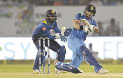 Dhawan, spinners lead India to series-clinching win