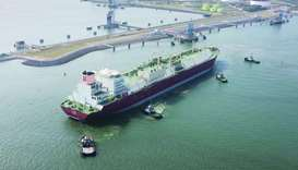 Qatargas signs deal to deliver LNG to Austria's OMV