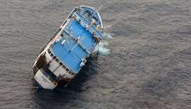 'Casualties' as ferry carrying 251 capsizes off Philippines