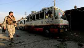 Explosions leave at least two dead, 10 injured in Afghanistan