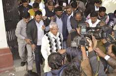 Lalu convicted in fodder scam