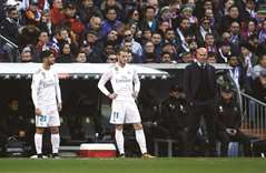 Hurting Madrid refuse to throw in the towel, says Zidane