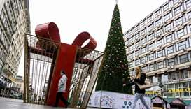 No holiday cheer for Belgrade's €83,000 Christmas tree