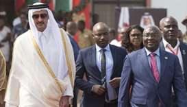 Qatar and Ghana sign pacts, to boost ties in various fields