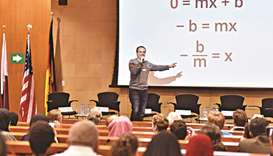 Experts discuss social aspect of mathematical education