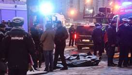 Five dead after bus ploughs into Moscow underpass: police