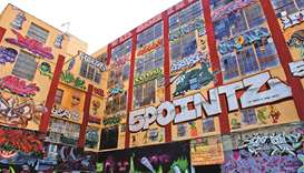5Pointz to ponder