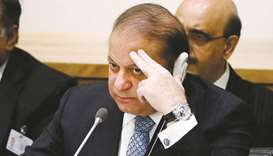 Sharif keeping 'justice movement' trump cards to himself