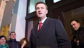 Russia rejects concern over election ban on opposition leader