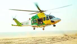 HMC's LifeFlight service responds to 2,000 emergencies yearly